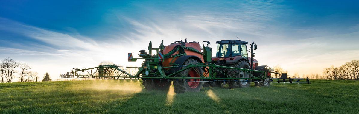 Agrarwetter - Pflanzenschutzmaßnahmen