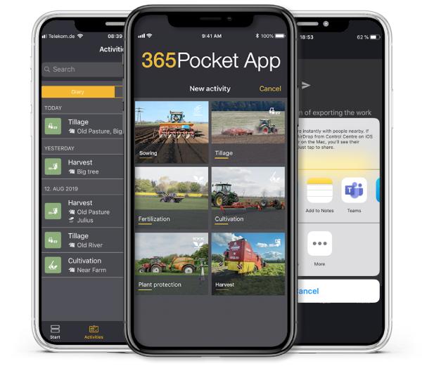 365Pocket App