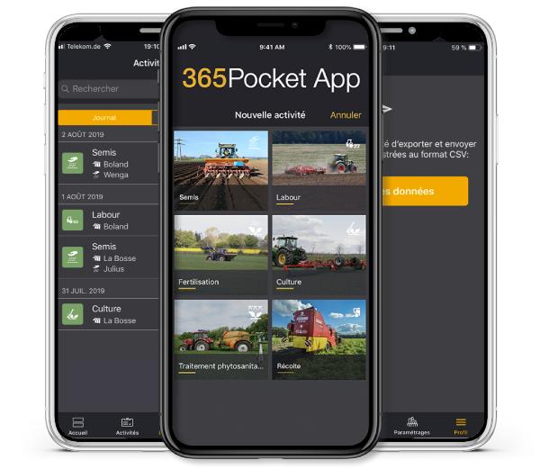 Application 365Pocket