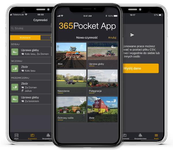 Aplikacja 365Pocket
